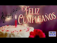 Happy Birthday Song for adult - YouTube Happy Birthday Tia, Happy Birthday Song Youtube, Happy Birthday In Spanish, Happy Birthday Pictures, Birthday Songs, Love You Gif, Baby Toms, Videos, Birthday Candles