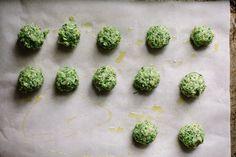Brocoli balls