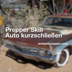 Prepper Skill - Auto kurzschließen