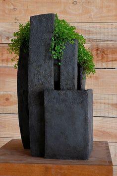 Slab Vase Ceramic (74)