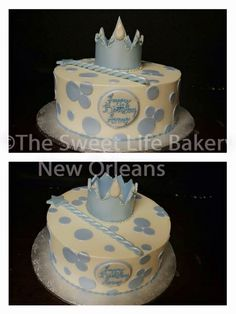 Minions custom cake by The Sweet Life Bakery New Orleans www