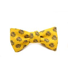 Sigma Alpha Epsilon Bow Tie by Dogwood Black