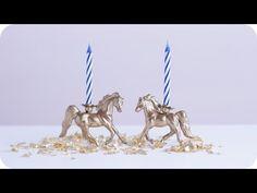 Kindergeburtstag | Party Deko basteln | Tischdekoration & Mottoparty | chestnut! - YouTube