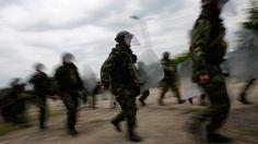 L'OTAN enbvoi 6000 soldats en Estonia @Osvaldo_Villar via Reuters