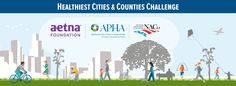 HEALTHIEST CITIES & COUNTIES CHALLENGE