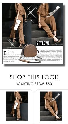 """Stylewe 3"" by erina-salkic ❤ liked on Polyvore featuring stylewe"