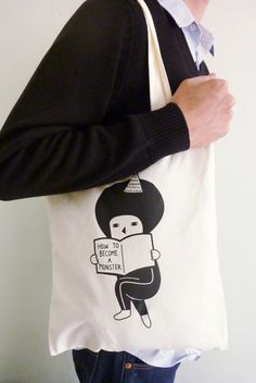 How To Become A Monster Eco Friendly Tote Bag