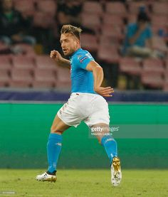 Emanuele Giaccherini of Napoli during the UEFA Champions League match between SSC Napoli and Benfica at Stadio San Paolo on September 28, 2016 in Naples, .