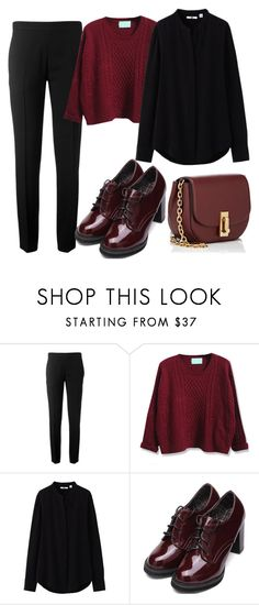 """""""Untitled #55"""" by esvoll on Polyvore featuring Chloé, Uniqlo and Marc Jacobs"""