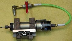 Air Turbine Tool Post Grinder for internal grinding