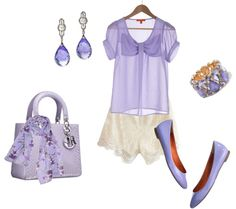 """Periwinkle"" by tara-nitti on Polyvore"