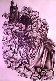 Creativity of Fià: Black & white: number 14