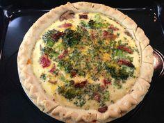 Broccoli Cheese Quic