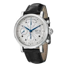 Stuhrling Original Men's Prominent Swiss Made Automatic Strap Watch | Overstock.com Shopping - The Best Deals on Stuhrling Original Men's Watches