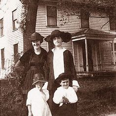 """Fun inspiration for a lesson about """"remembrance"""" or """"personal history"""" ! Every old house has a story to tell. Learn how to find out when your home was built, who lived there, and how they changed it w/ Old House. Family Roots, All Family, Family Trees, Genealogy Research, Family Genealogy, Free Genealogy, Family Tree Research, Family History, Home History"""