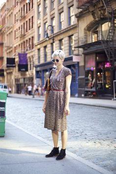 thestreethunter:  (via Jazzy jazzy hurry, New York | THE STYLE SNIP)