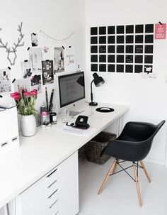 #CantinhoApenasAna: Inspirações de home office!