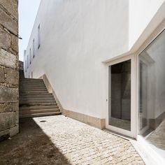 Designed by Pritzker prize-winners: Museum extension in Portugal - DETAIL-online.com - the portal for architecture