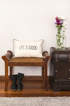 Life is good - Comprar en Bharani