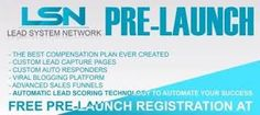 Lead System Network Pre-Launch