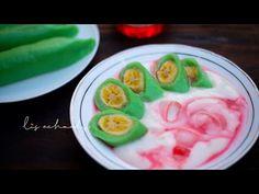 Pudding Desserts, Makassar, Sushi, Food And Drink, Menu, Sweets, Snacks, Make It Yourself, Vegetables