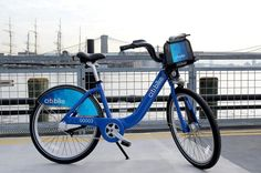 New York City's massive new bike share program (think London, Amsterdam etc.) is inching ever closer to its July debut.