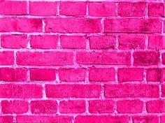 Pink Bricks on We Heart It