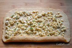 Γρήγορα τυροπιτάκια με ζύμη μαγιάς ⋆ Cook Eat Up! Bread, Cooking, Recipes, Food, Kitchen, Brot, Recipies, Essen, Baking