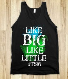 Like Big Like Little #TSM