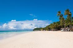 White Beach, Philippines
