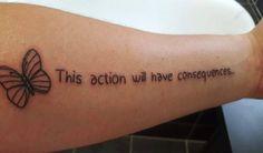 My Life is Strange tattoo!