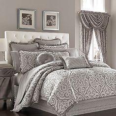 J. Queen New York; Luxembourg Comforter Set