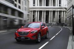Mazda обновила кроссовер CX-5 http://carstarnews.com/mazda/cx-5/201421333