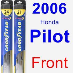 honda pilot service schedule