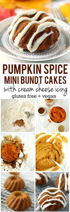 Bundt Cake Vs Mini Bundt Cake Cooking Time