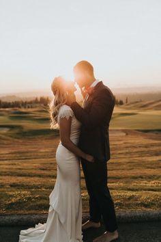 Wedding Pics modest wedding dress with cap border sleeves from alta moda. Wedding Goals, Wedding Pictures, Wedding Planning, Wedding Events, Wedding Shot List, Perfect Wedding, Dream Wedding, Wedding Body, Sunset Wedding