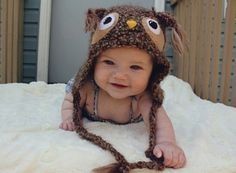 The perfect hat, <3 owls
