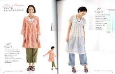 japanese tunic pattern