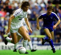 """""""Chris waddle in action - Chris made 173 appearances, scoring 42 goals for Spurs and won 62 full England caps Hallam Fc, Sport Football, Soccer, Chris Waddle, Tottenham Hotspur Players, Spurs Fans, Bolton Wanderers, Brentford, St James' Park"""