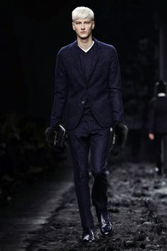 Fendi Menswear Fall Winter 2014 Milan - NOWFASHION
