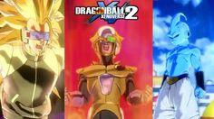 razas en Dragon Ball Xenoverse 2