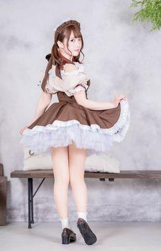 Cute Kawaii Girl, Cute Girl Pic, Cute Girls, Beautiful Japanese Girl, Beautiful Asian Women, Japonesas Hot, Japanese School Uniform Girl, Girls In Mini Skirts, Cute Girl Dresses