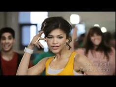 Zendaya - Swag It Out {Music Video}