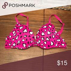 PINK Victoria Secret Push-up Bra Size 34B push-up bra PINK Victoria's Secret Intimates & Sleepwear Bras