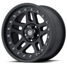 1 New American Racing ATX Cornice Teflon Coated Wheel Jeep Rims, Jeep Wheels, Off Road Wheels, Truck Wheels, Wheels And Tires, Sidekick Suzuki, Home Deco Furniture, Handmade Furniture, Rustic Furniture
