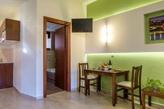 Two Bedroom Suites, Two Bedroom Apartments, 2 Bedroom Apartment, Oscar Hotel, Crete Chania, Village Hotel, Kitchenette, Summer Travel, Second Floor