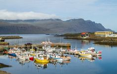 The joy of quiet living in Iceland's first and only 'slow town'