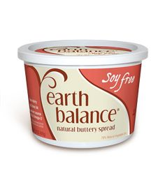 Earth Balance Soy-Free Buttery Spread ... Dairy-Free too!