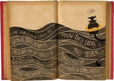 Little Big Books: The Secrets of Great Children's Book Illustration – Brain Pickings