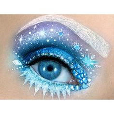 Playful Eye Makeup ❤ liked on Polyvore featuring makeup and eyes